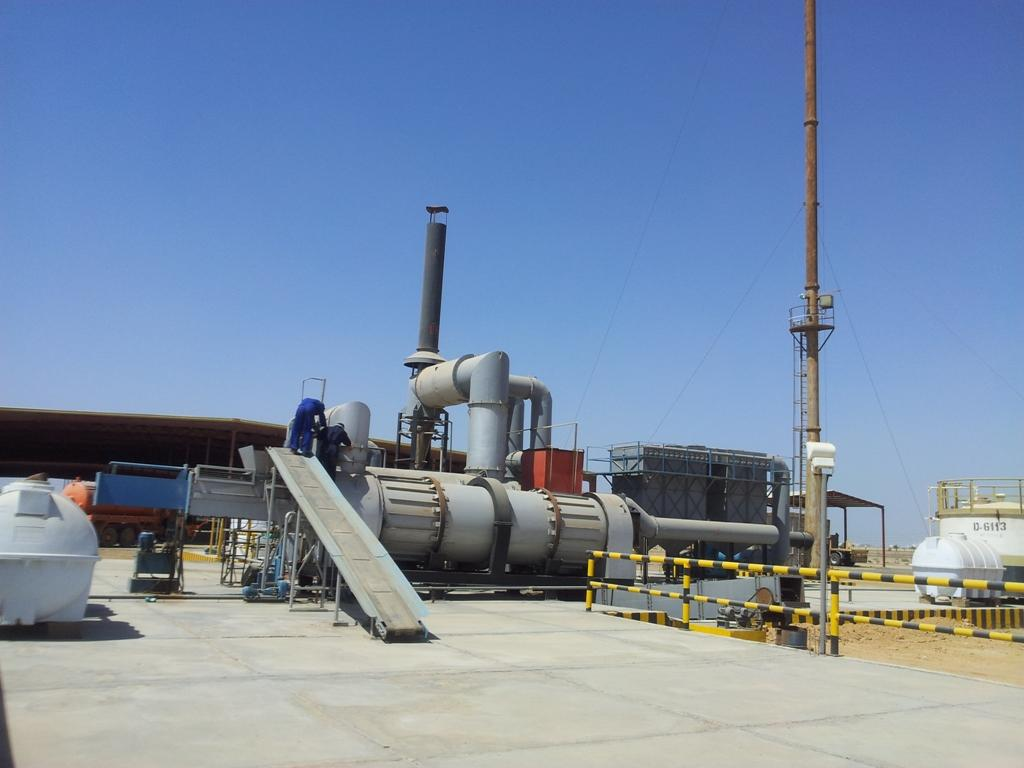 Rotary Kiln Incinerator Manufacturer