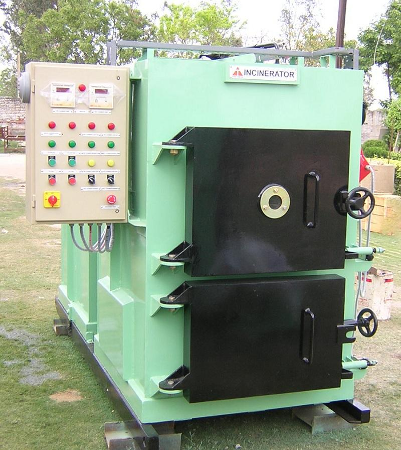PORTABLE /SKID MOUNTED INCINERATOR