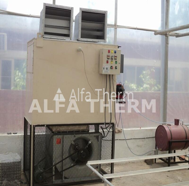 AIR HEATERS (AIR HEATING/CENTRAL HEATING SYSTEMS)