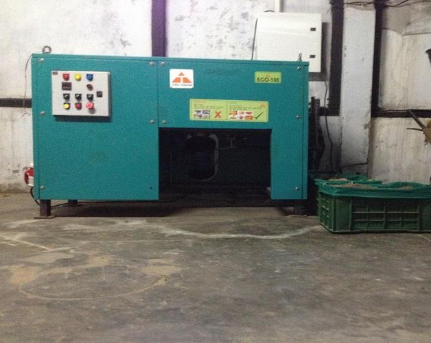 COMPOST ECO SERIES WITH CURING SYSTEMS AND INBUILT SHREDDER